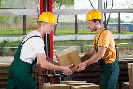 Manual handling and moving objects training