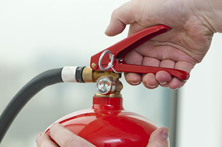 Fire awareness training course, click here to view