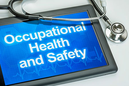Health & safety training for healthcare workers