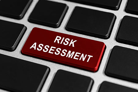 Online risk assessing training course