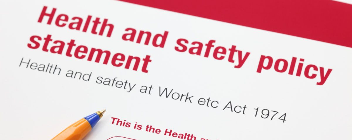 Working Safely Health & Safety Training