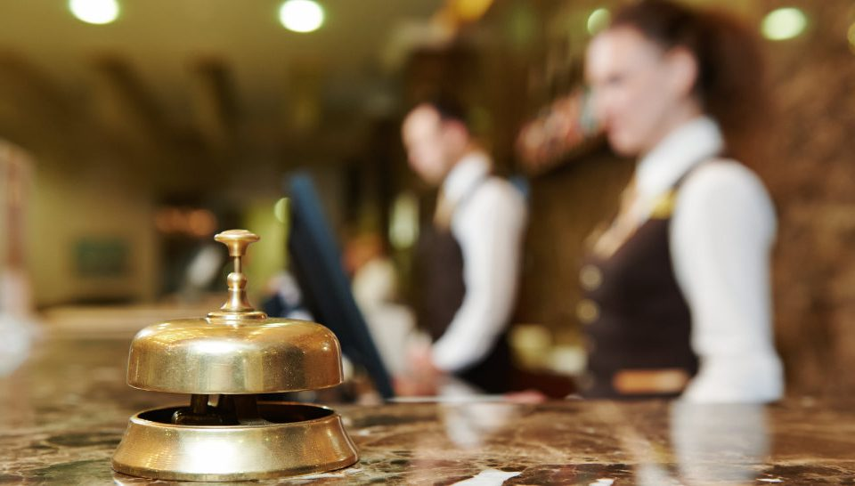Customer Service training for hotel staff & Hospitality