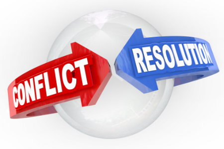 Conflict resolution within the workplace