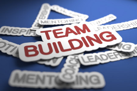 Team building online training course